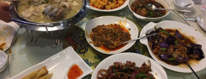 Auntie Guan's Kitchen is one of delivery.