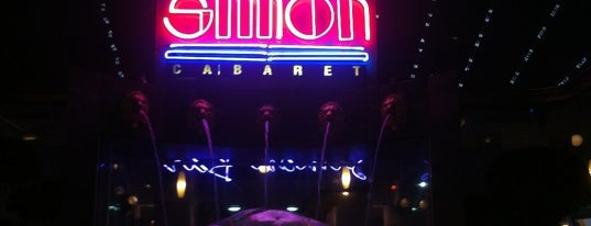 Phuket Simon Cabaret is one of Orte, die PINAR gefallen.