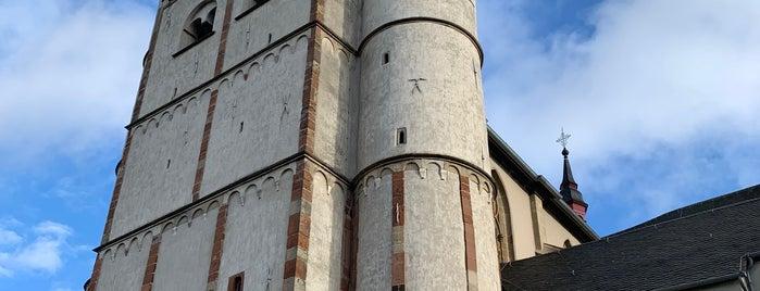 Dom Münstermaifeld is one of Around Rhineland-Palatinate.