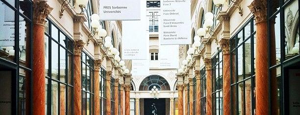 Galerie Colbert is one of Paris.