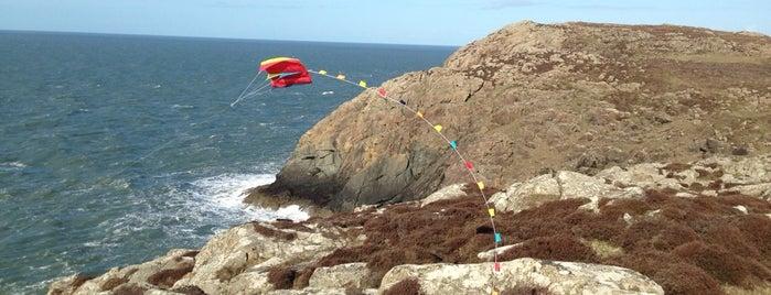 St Davids Head Pembrokeshire is one of Orte, die Pan Jan gefallen.