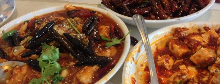 Da Sichuan Restaurant is one of Jeneeさんの保存済みスポット.