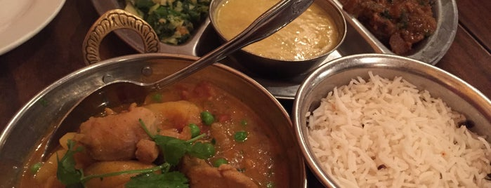 Annapurna Cafe is one of The Best Indian Restaurants in the U.S..