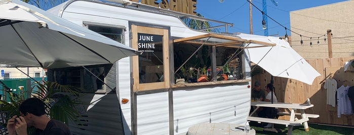 JuneShine Hard Kombucha is one of SD Drinks.
