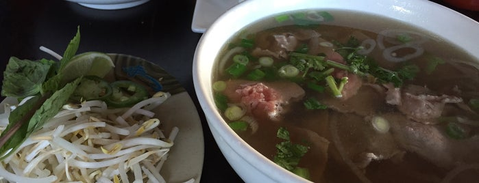 OB Noodle House & Sake Bar is one of Trending Now: America's Best Pho.