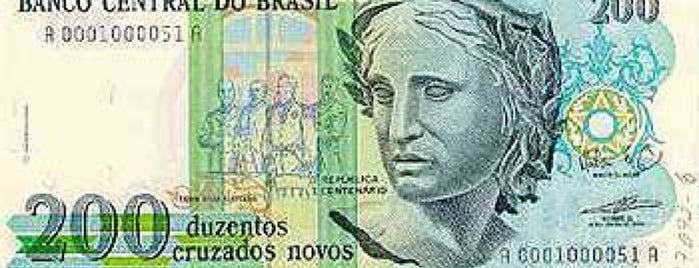Banco Bamerindus is one of Locais curtidos por Guilherme.