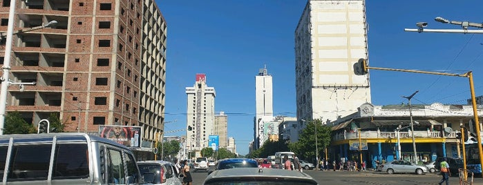 Maputo is one of Cidades.