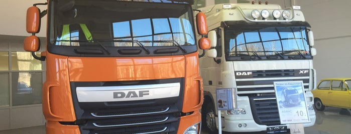 VH-DAF Center is one of Locais curtidos por Jano.