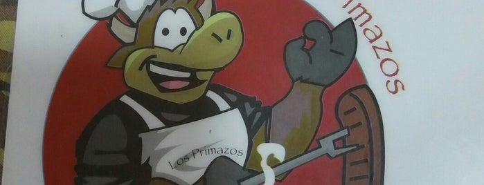 Los primazos is one of Zava'nın Beğendiği Mekanlar.