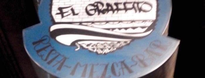El Graffito is one of Lugares favoritos de Giovanna.