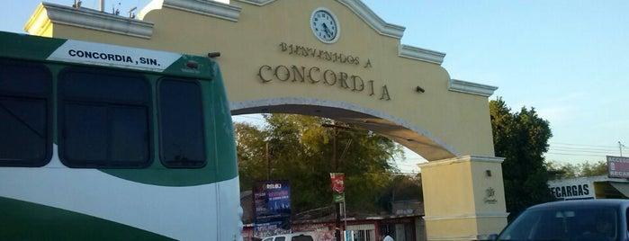 Concordia is one of Orte, die Kevin' gefallen.