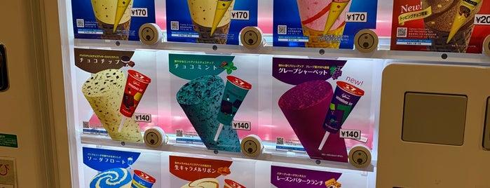 Manten no Yu is one of セブンティーンアイスがある場所.