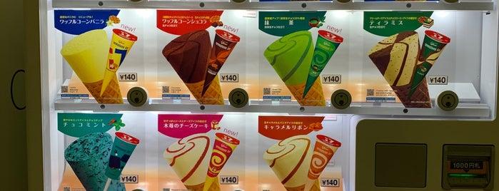 横浜ラポール is one of セブンティーンアイスがある場所.