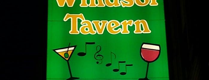 Windsor Tavern is one of Posti che sono piaciuti a Josh.
