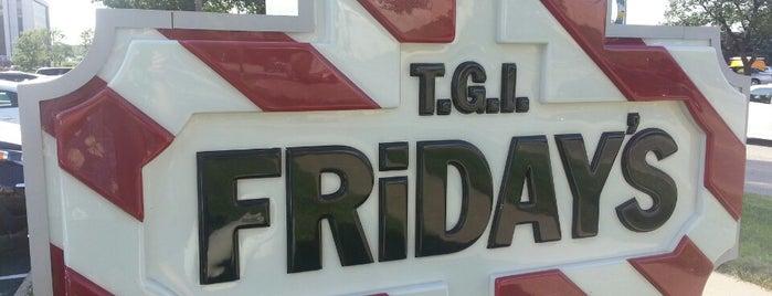 TGI Fridays is one of Seanさんのお気に入りスポット.
