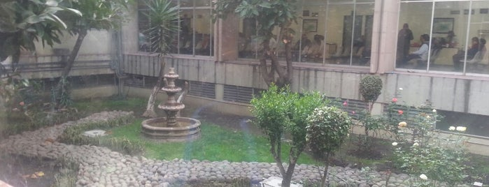 IMSS Clínica 10 - Unidad de Medicina Familiar is one of Posti che sono piaciuti a Lupis.