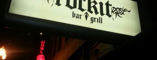 Rockit Bar and Grill is one of Not too Shy about Chi-Town.