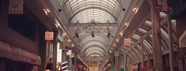ホットライン肴町 (盛岡肴町商店街) is one of 盛岡市.