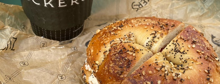 Zucker's Bagels & Smoked Fish is one of New York.