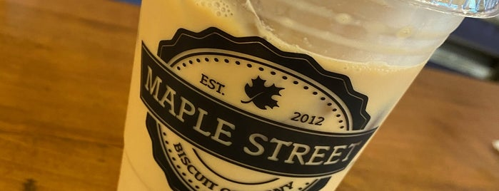 Maple Street Biscuit Company is one of St Pete Beach.