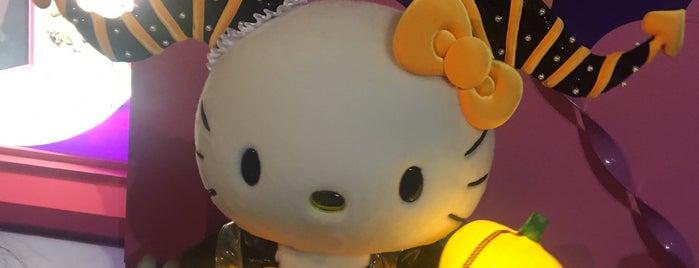 ハローキティのリボン・コレクション is one of Universal Studios Japan.