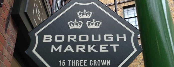 Borough Market is one of Trips / London.