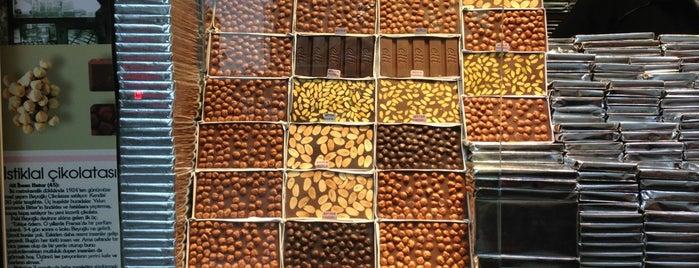 Beyoğlu Çikolatacisi is one of Yeme/İçme.