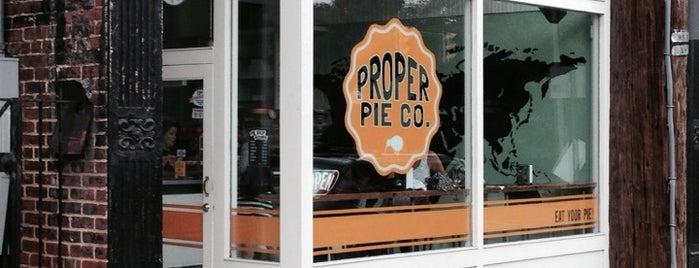 Proper Pie Co. is one of Mugel Wedding.