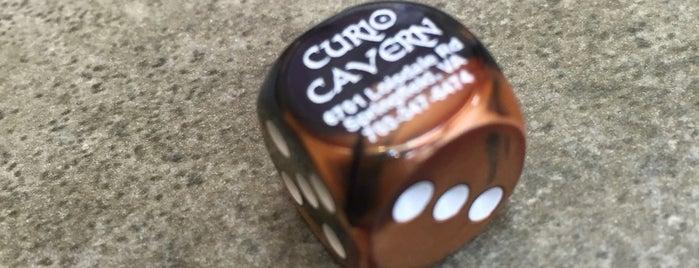 Curio Cavern is one of Bara'nın Kaydettiği Mekanlar.