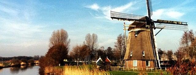 Molen De 1100 Roe is one of The Netherlands.
