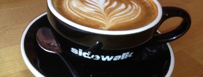Sidewalk Cafe is one of Latte Art Baltimore.