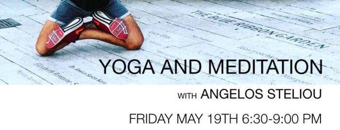 Move With Grace: Yoga & Juice Bar is one of Posti che sono piaciuti a Liza.