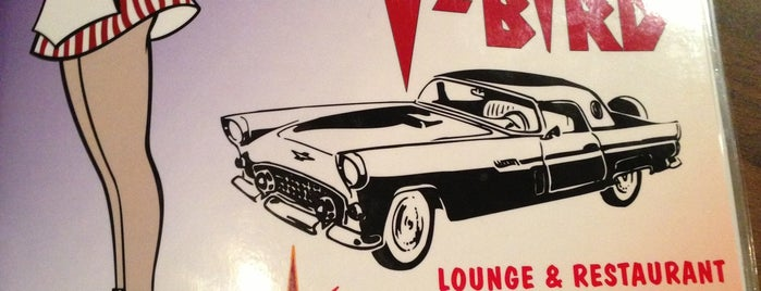 T-Bird Lounge is one of Best Bars in Las Vegas to watch NFL SUNDAY TICKET™.