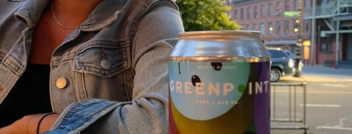 Greenpoint Beer and Ale Co. is one of Queens by Bike.