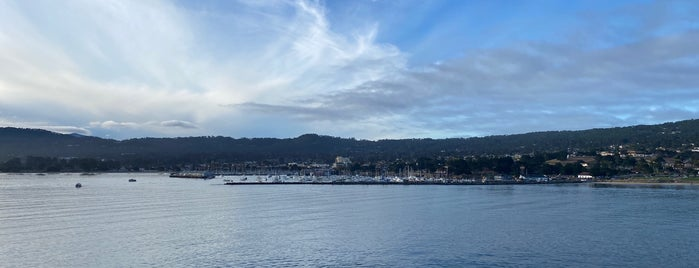 City of Monterey is one of Costa Oeste EUA 2016-10.