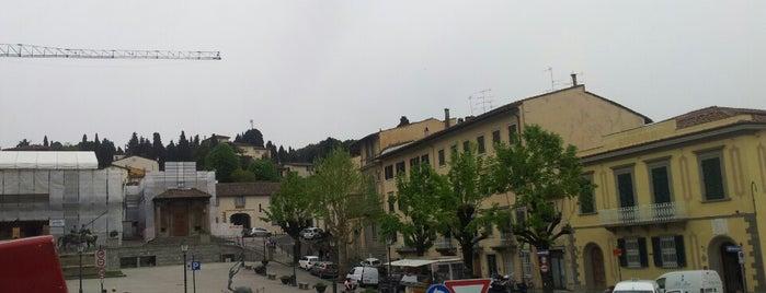 Area Verde di Montececeri - Fiesole is one of Matteo 님이 좋아한 장소.