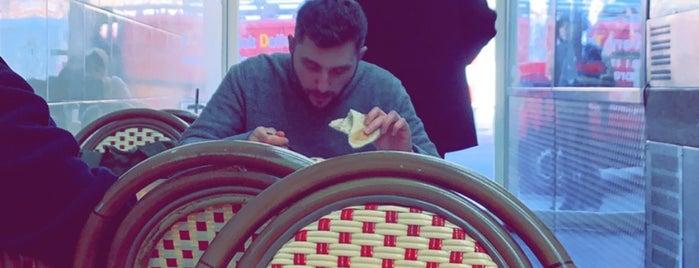 Kurdistan Bakery is one of London.