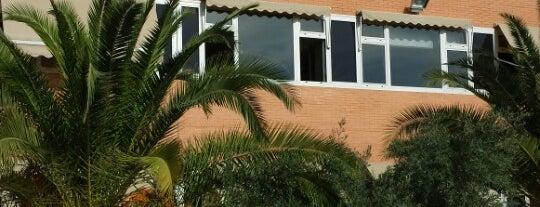 E.S. BP La Goteta is one of Sitios en Alicante.