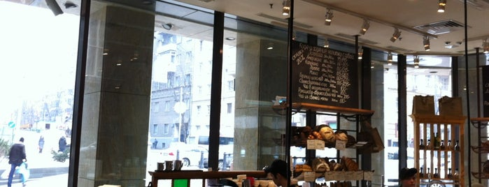 Le Pain Quotidien is one of Lugares favoritos de Daniil.