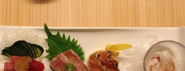 Sushi of Gari Tribeca is one of Places to try in NYC.