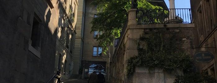 Passage de Monetier is one of Genève 🇨🇭.