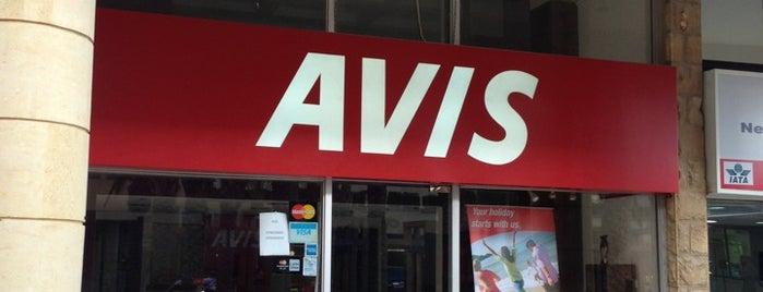 Avis is one of Falafels.