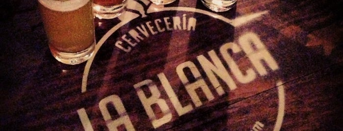 Cervecería La Blanca is one of Lieux qui ont plu à Tazy.