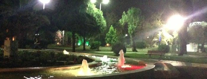 Ufuk Sarıca Parkı   Mor Park is one of สถานที่ที่บันทึกไว้ของ Emre.