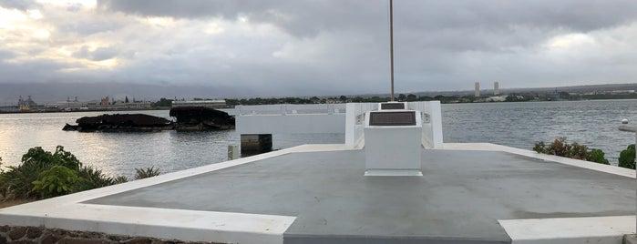 USS Utah Memorial is one of sole.