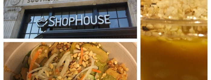 ShopHouse Kitchen is one of Tempat yang Disukai Kevin.