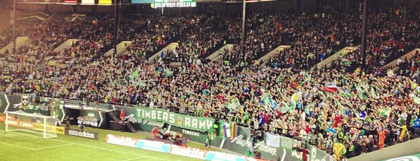 Providence Park is one of All-time favorites in United States (Part 2).