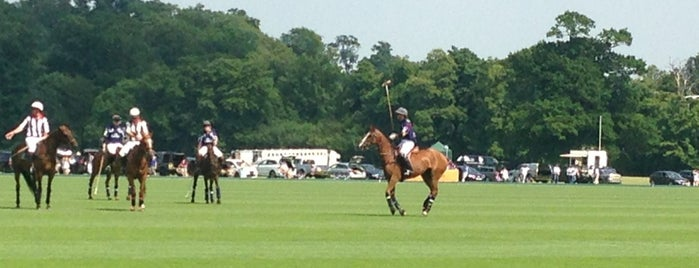 Cowdray Lawns Polo Grounds is one of Gorgeous made easy.