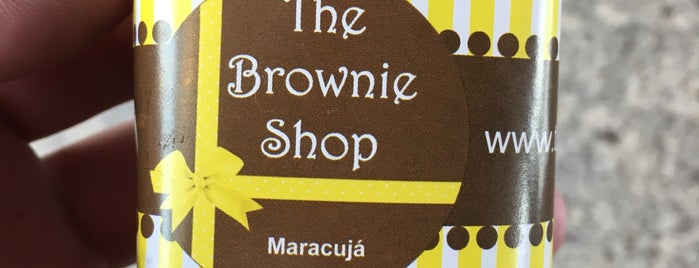 The Brownie Shop is one of Sampa 11.