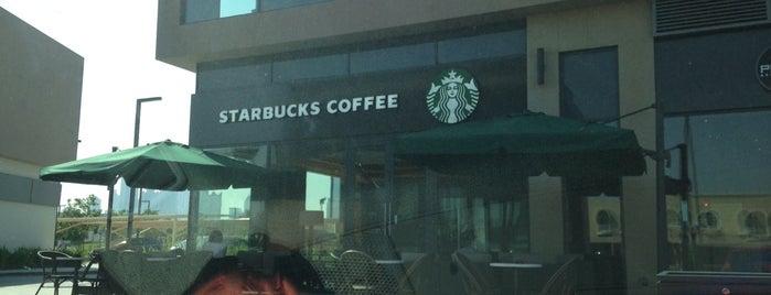 Starbucks is one of Locais curtidos por hussain.